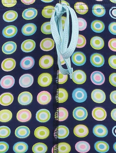 تی شرت و شلوار نخی زنانه - آبي روشن - 10