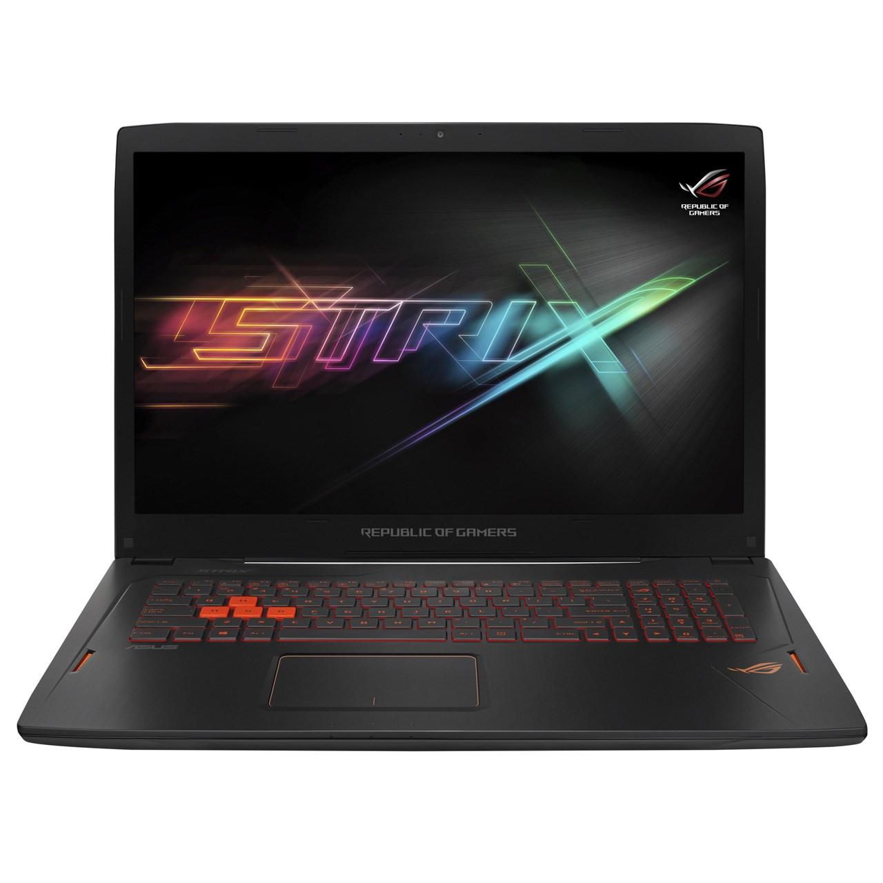لپ تاپ 17 اینچی ایسوس مدل ROG GL702VM - C