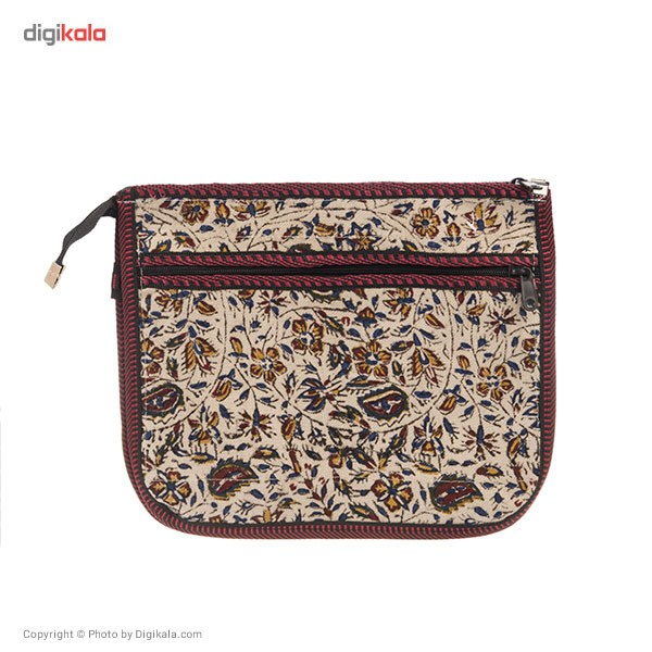 خرید                      کیف سفری قلمکار اثر عطریان مدل الوان