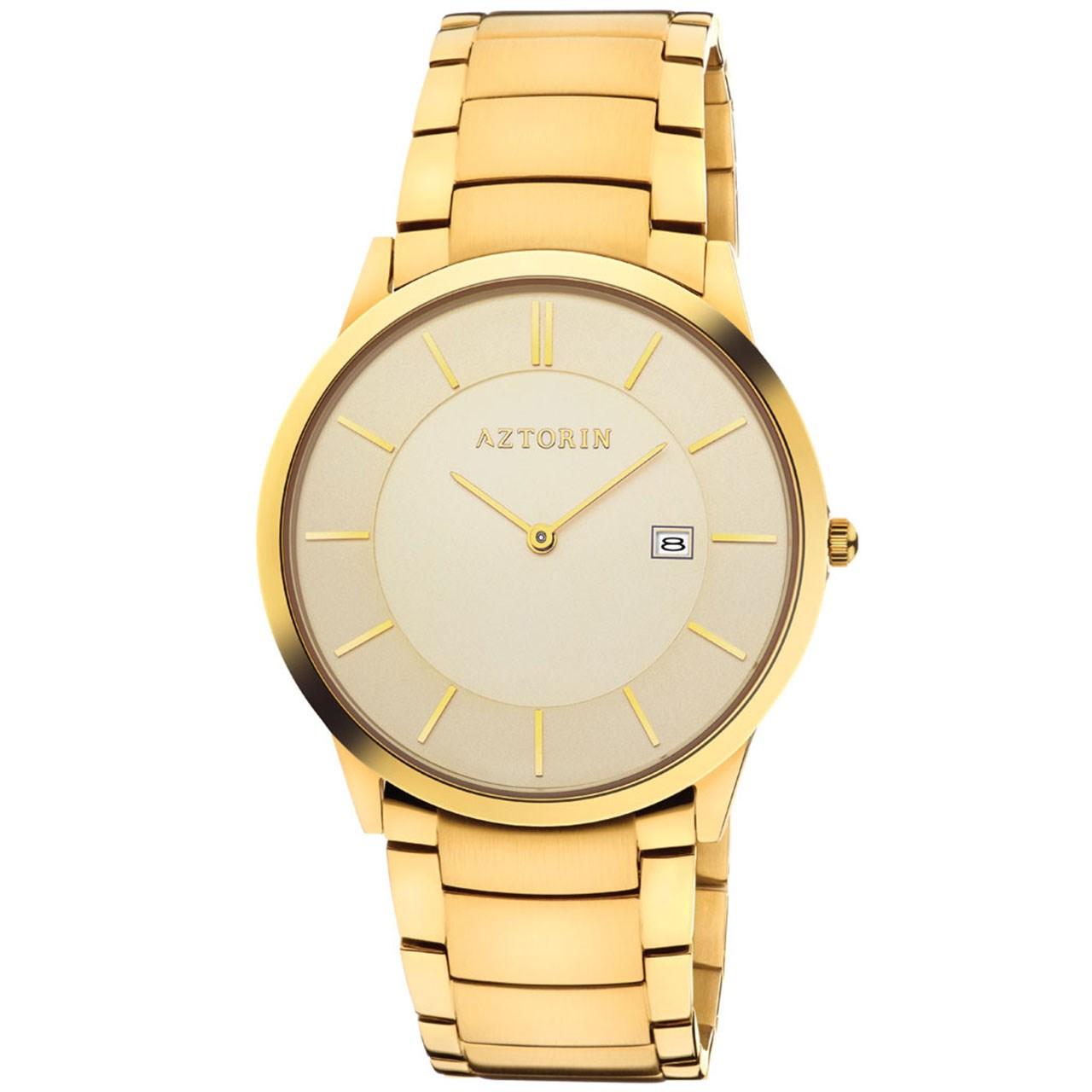ساعت مچی عقربه ای مردانه ازتورین مدل A054.G246