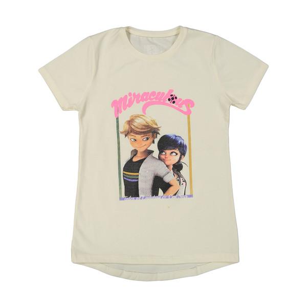 تی شرت دخترانه سون پون مدل 1391488-05