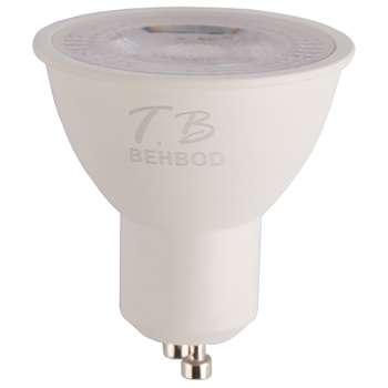 لامپ 7 وات تی . بی مدل CJ-2 پایه GU10 بسته 100 عددی