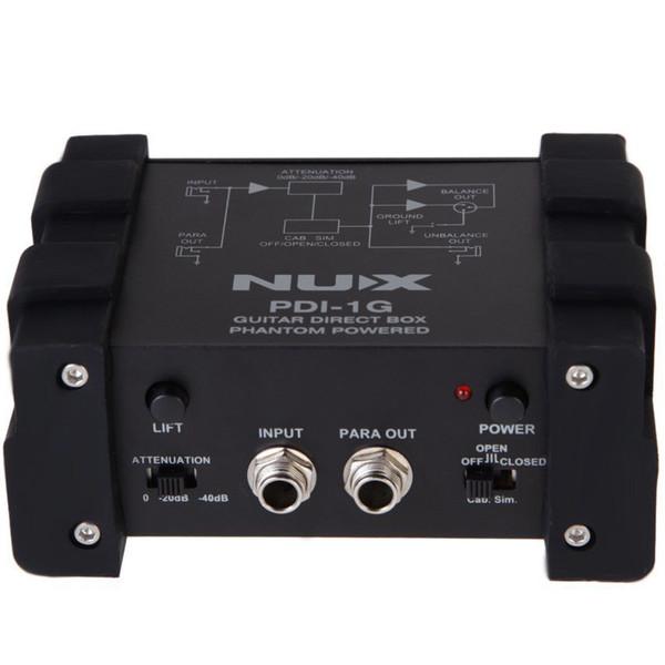 دایرکت باکس گیتار ان یو ایکس مدل PDI-1G