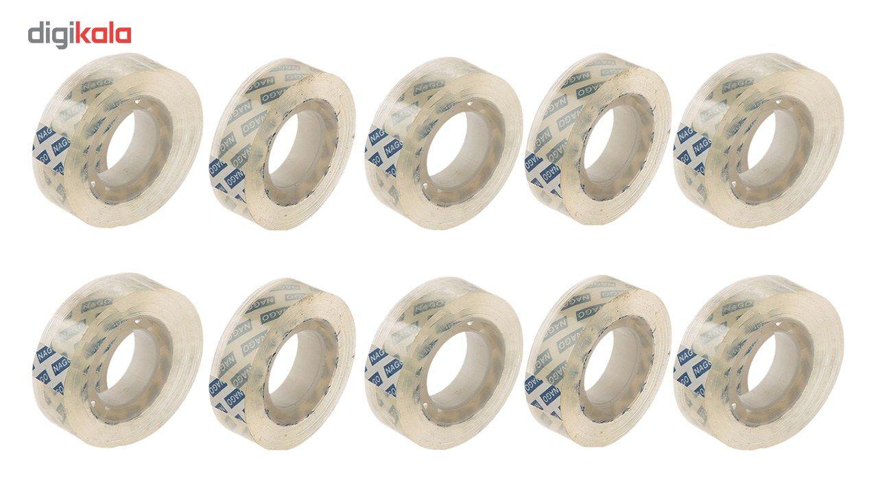 نوار چسب شیشهای عرض 1.5 سانتی متر بسته 10 عددی main 1 1