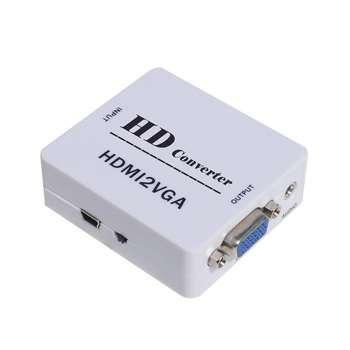مبدل HDMI به VGA مدل HD-Converter