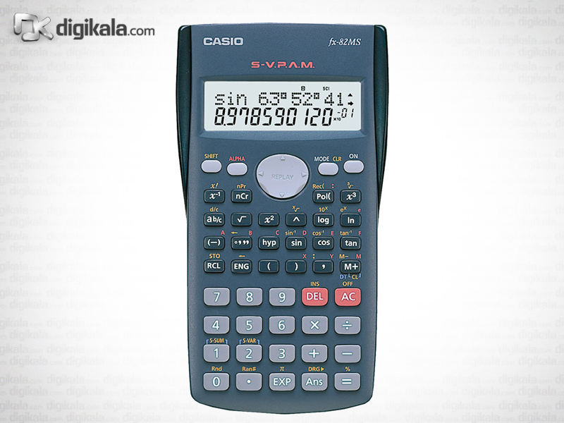 ماشین حساب کاسیو FX-82-MS main 1 1