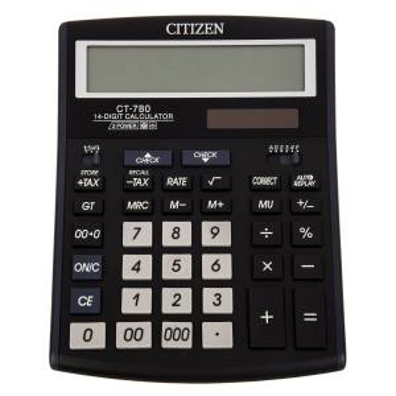 ماشین حساب سیتیزن مدل CT-780