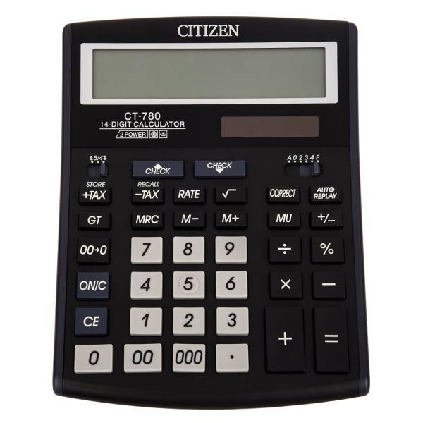 ماشین حساب سیتیزن مدل CT-780 | Citizen CT-780 Calculator