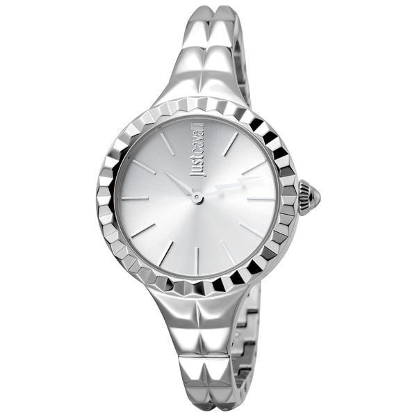 ساعت مچی عقربه ای زنانه جاست کاوالی مدل JC1L002M0015