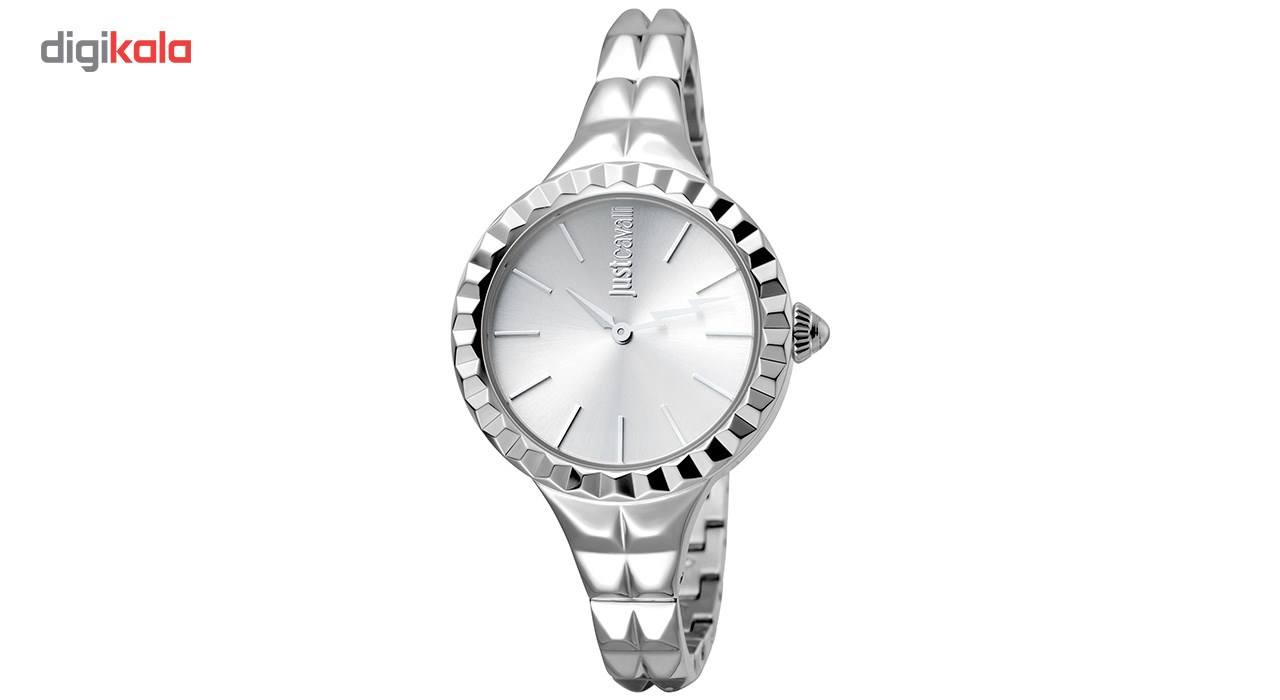 ساعت مچی عقربه ای زنانه جاست کاوالی مدل JC1L002M0015 -  - 2