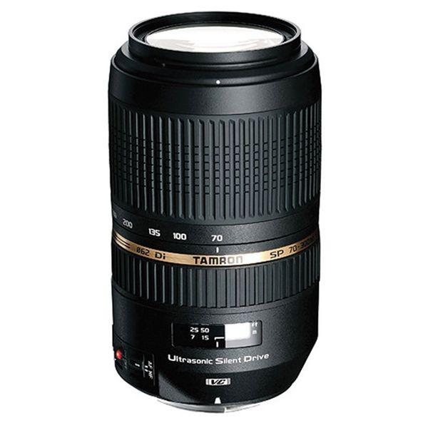 لنز تامرون مدل SP 70-300mm F4-5.6 Di VC USD مناسب برای دوربینهای کانن