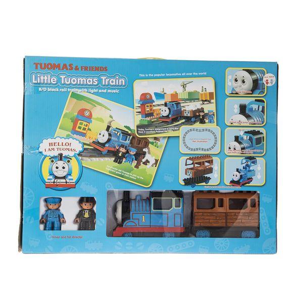 قطار اسباب بازی مدل Little Tuomas Train