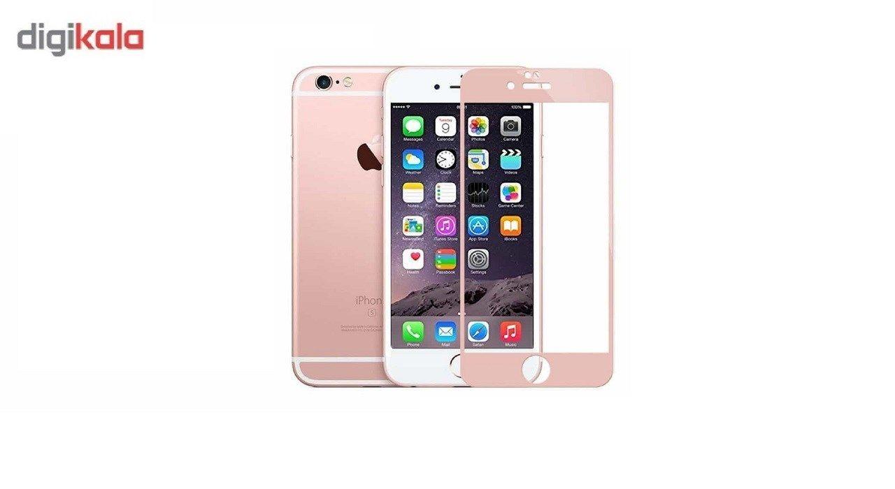 محافظ صفحه نمایش شیشه ای  مدل tempered  مناسب برای گوشی ایفون 6/6s main 1 1