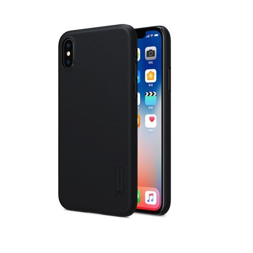 کاور نیلکین مدل Super Frosted Shield مناسب برای گوشی موبایل iPhone X/10