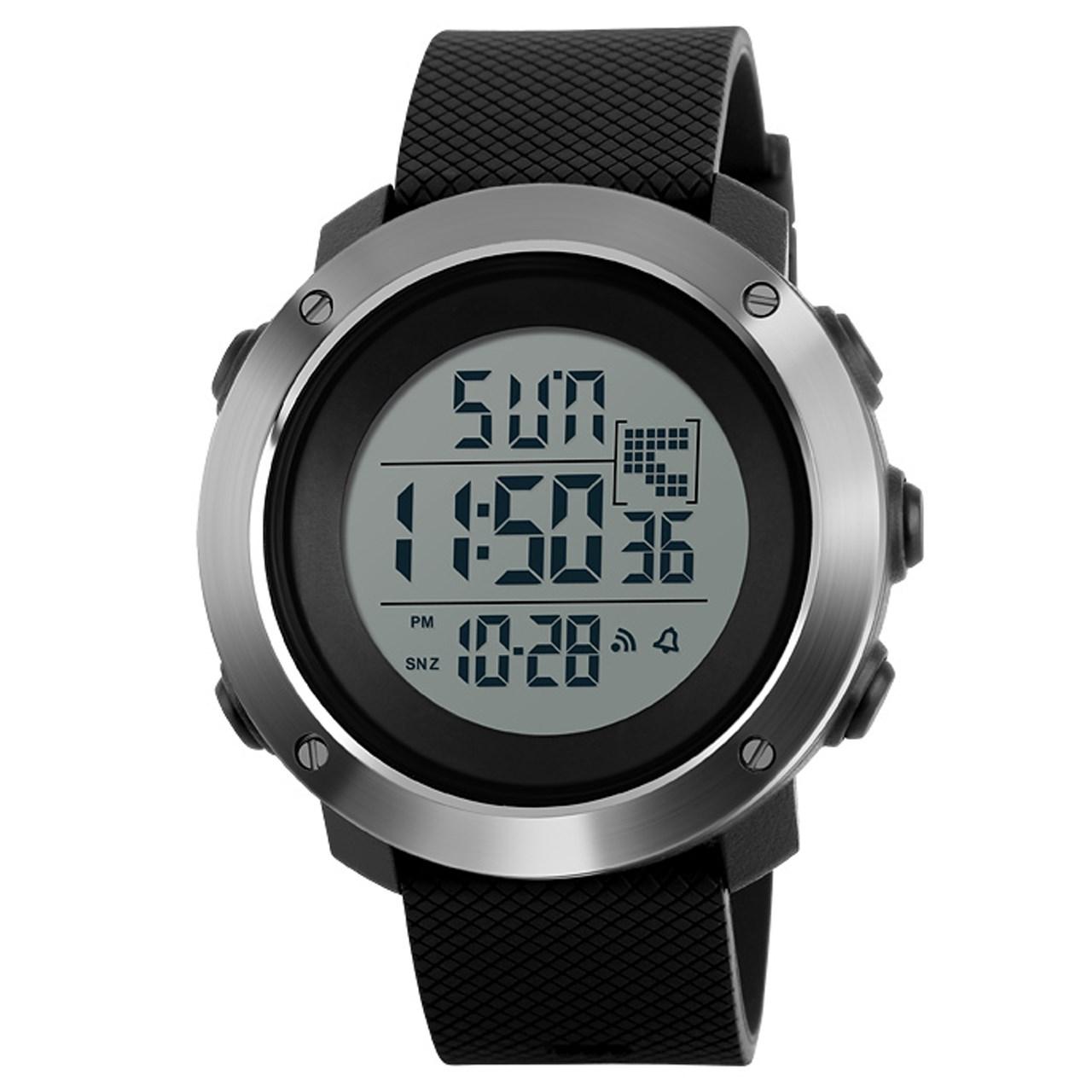 ساعت مچی دیجیتال مردانه اسکمی مدل 1267 کد 01 45