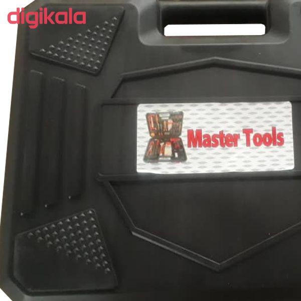 مجموعه 130 عددی ابزار مستر تولز مدل 6013 کد 2 main 1 31
