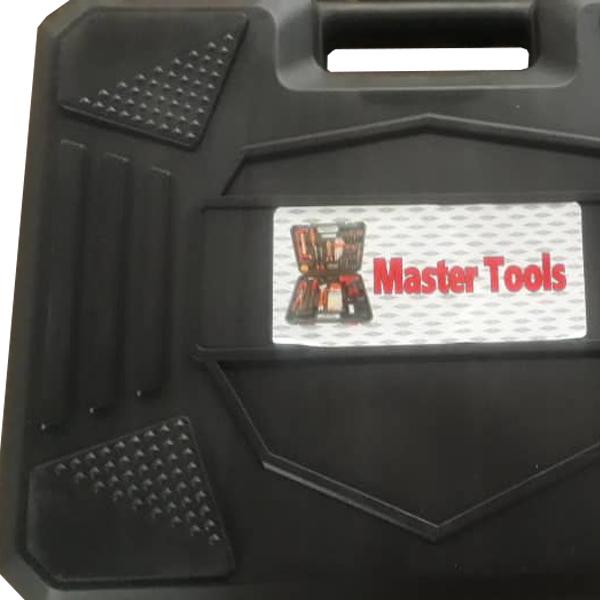 مجموعه 130 عددی ابزار مستر تولز مدل 6013 کد 2 thumb 31