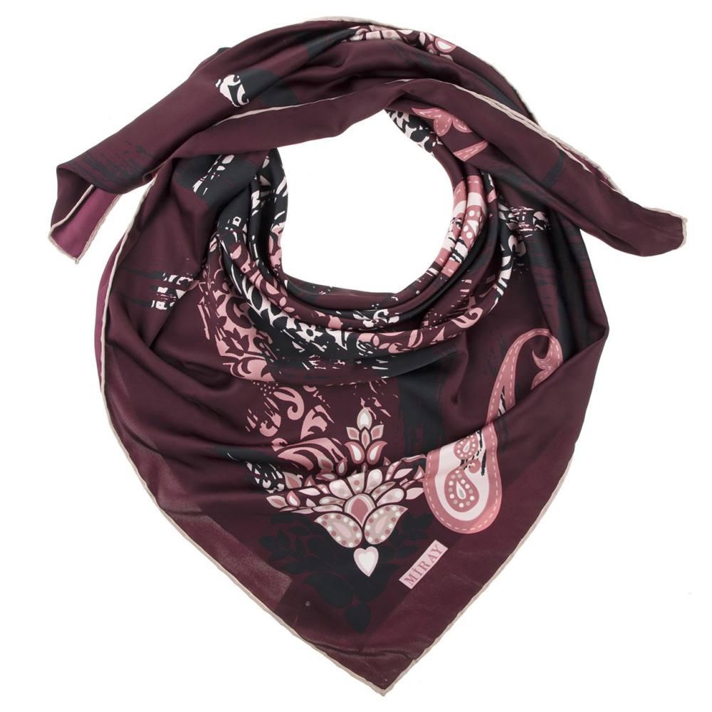 روسری میرای مدل M-244 - شال مارکت