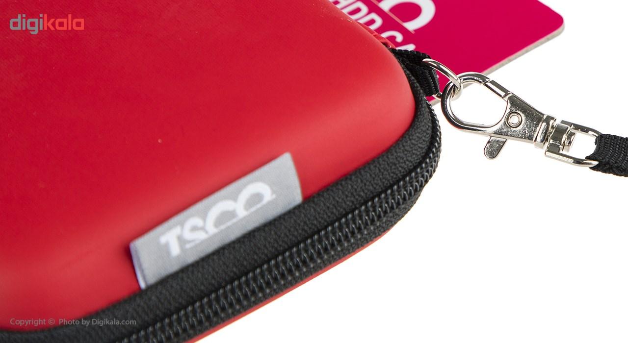 کیف هارد دیسک اکسترنال تسکو مدل THC 3155