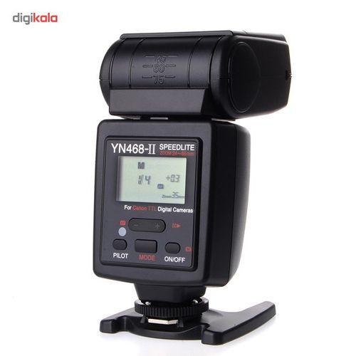 فلاش یونگنو مدل SpeedLite-YN468 برای دوربین های کانن