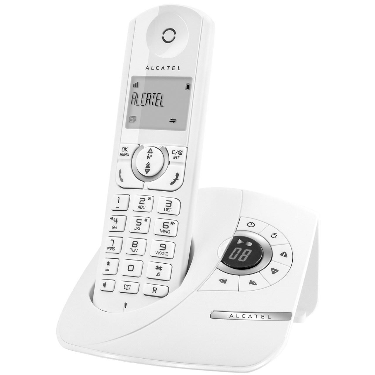 خرید اینترنتی تلفن بی سیم الکاتل مدل F370 Voice