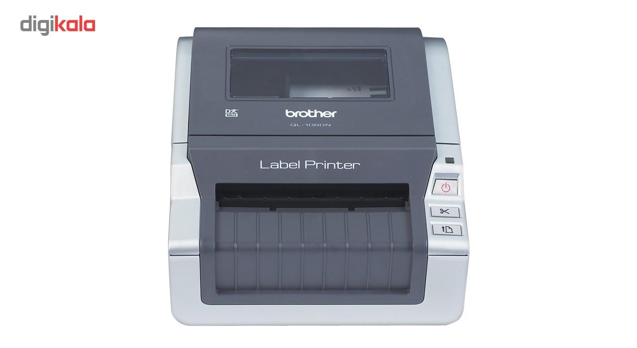 قیمت                      پرینتر لیبل زن برادر مدل QL-1060N