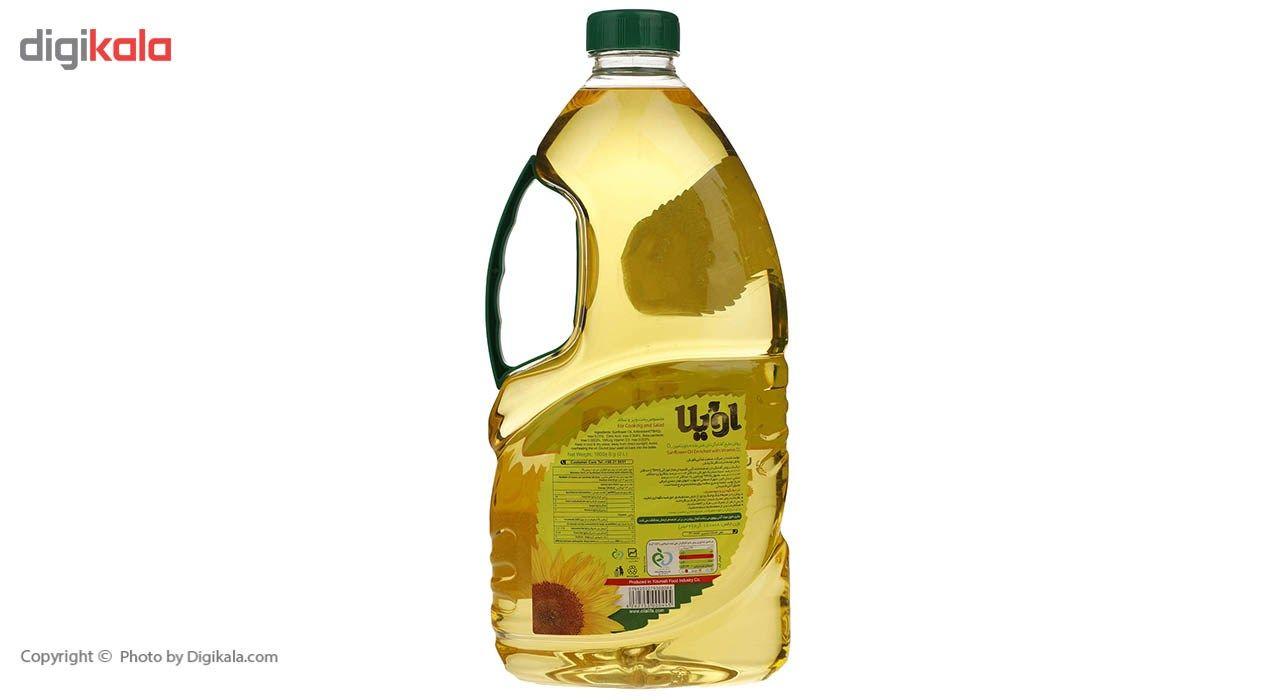 روغن مایع آفتابگردان ویتامینه اویلا -2 لیتر main 1 3