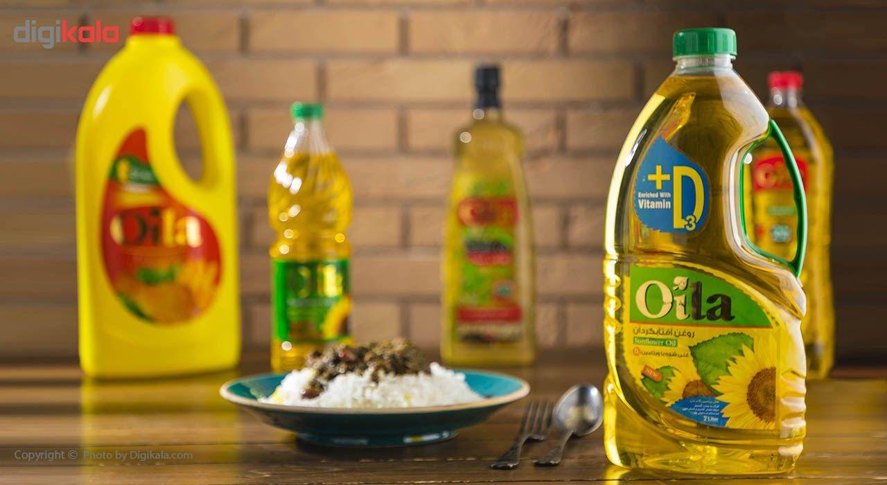 روغن مایع آفتابگردان ویتامینه اویلا -2 لیتر main 1 1