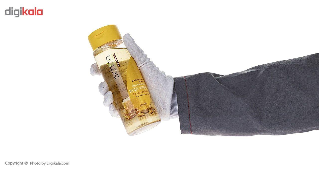 شامپو بدن شون مدل Almond And Honey حجم 420 میلی لیتر main 1 3