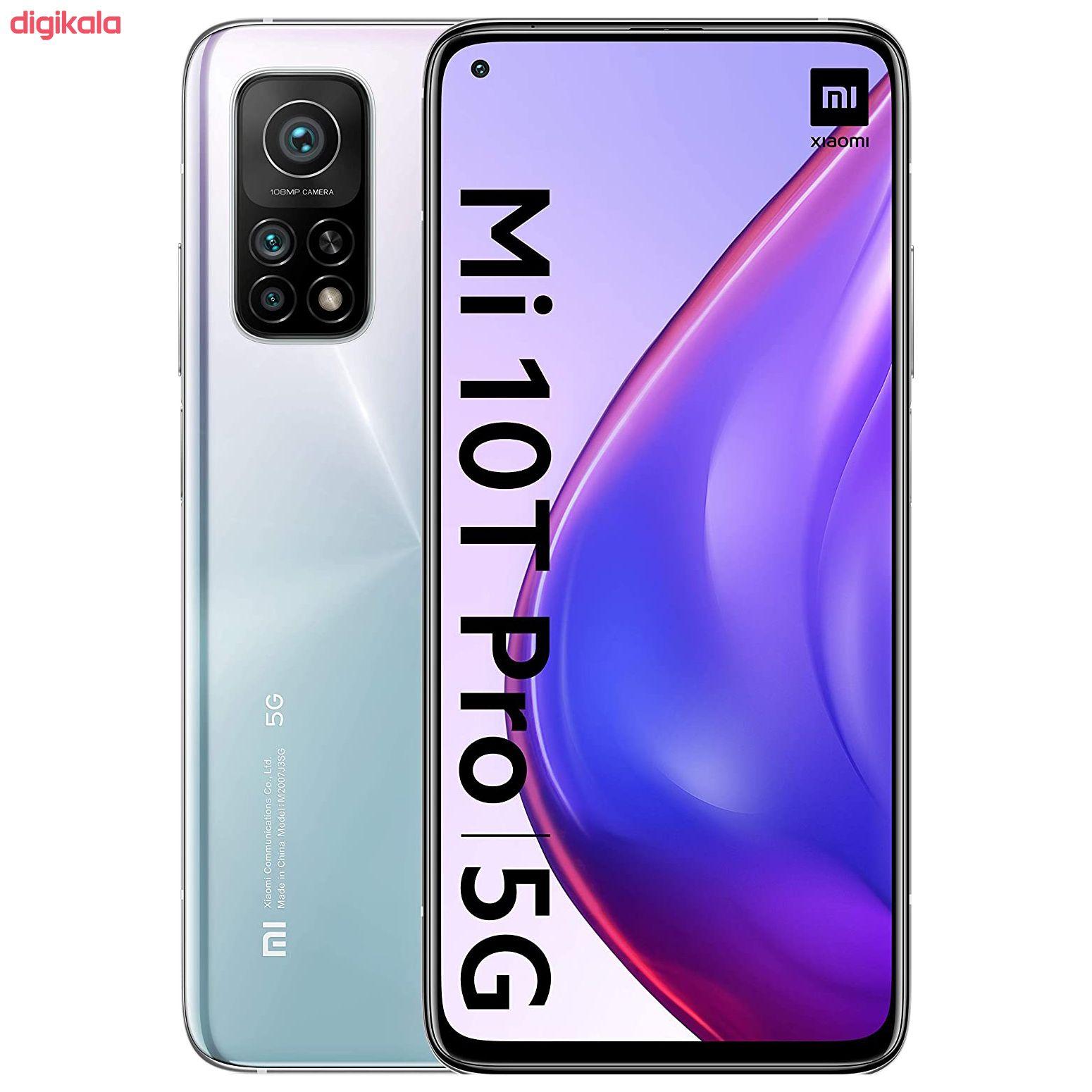 گوشی موبایل شیائومی مدل Mi 10T PRO 5G M 2007J3SG دو سیم کارت ظرفیت 256 گیگابایت main 1 3
