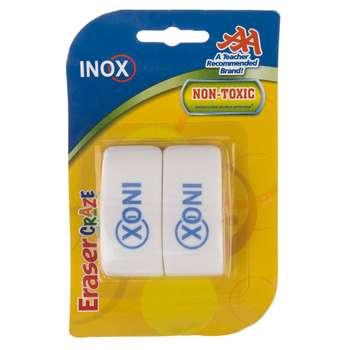 پاک کن اینوکس مدل Eraser Craze - بسته 2 عددی