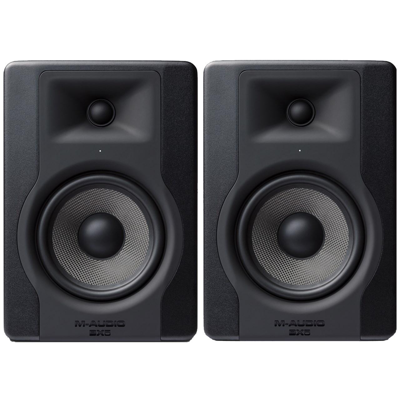 اسپیکر مانیتور استودیو ام-آدیو مدل BX5-D3