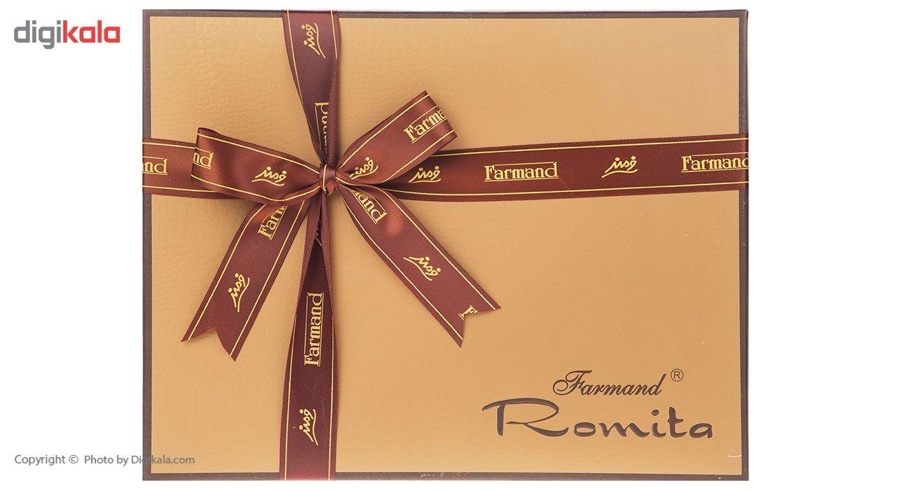 شکلات فرمند سری رومیتا مقدار 200 گرم main 1 1