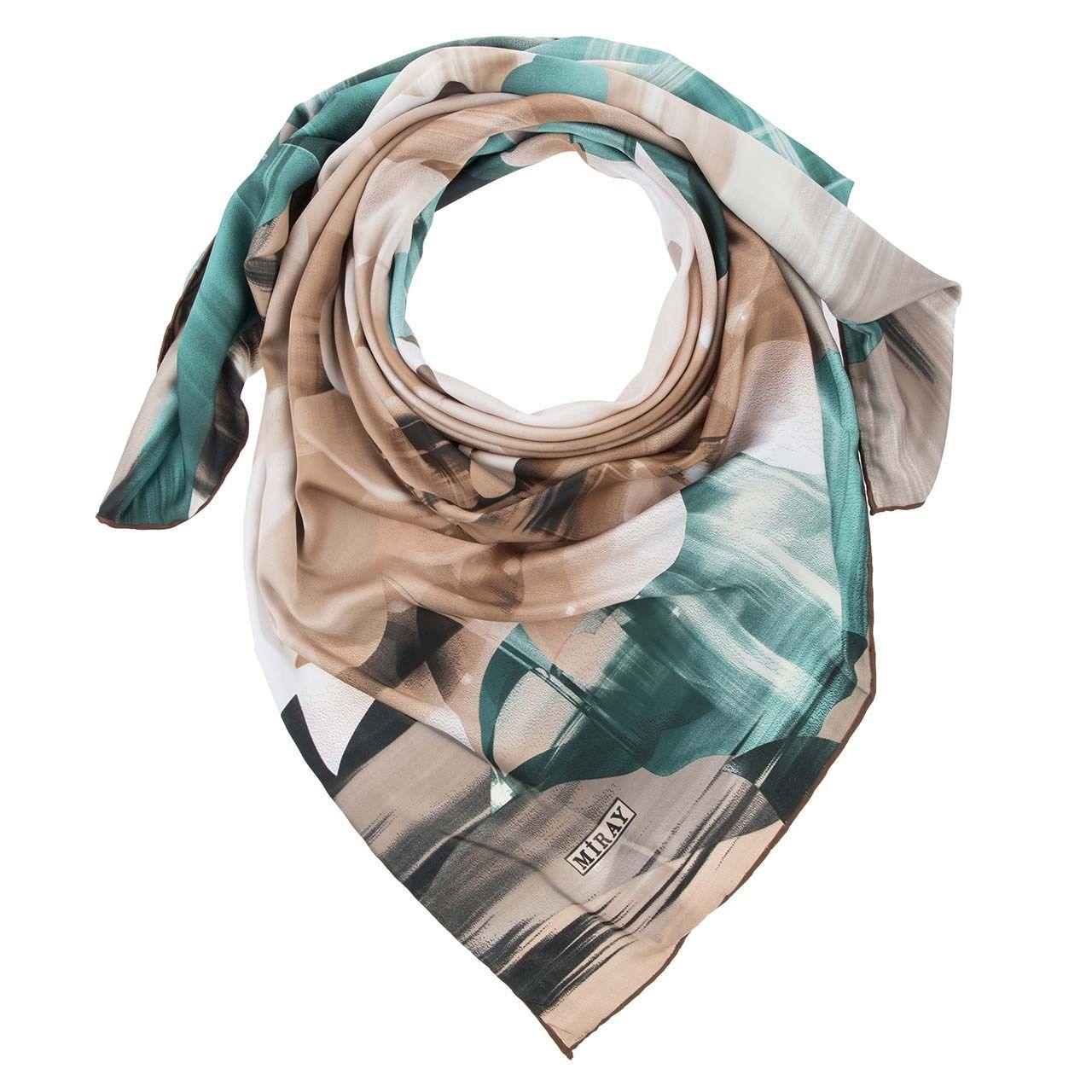 روسری میرای مدل M-212 - شال مارکت -  - 2