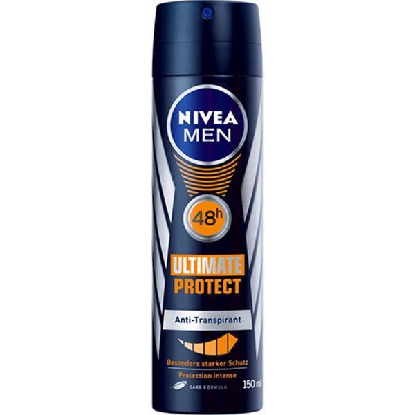اسپری ضد تعریق مردانه نیوآ مدل Ultimate Protect حجم 150 میلی لیتر