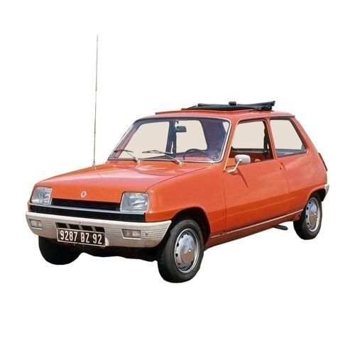 خودرو رنو 5 دنده ای سال 1980