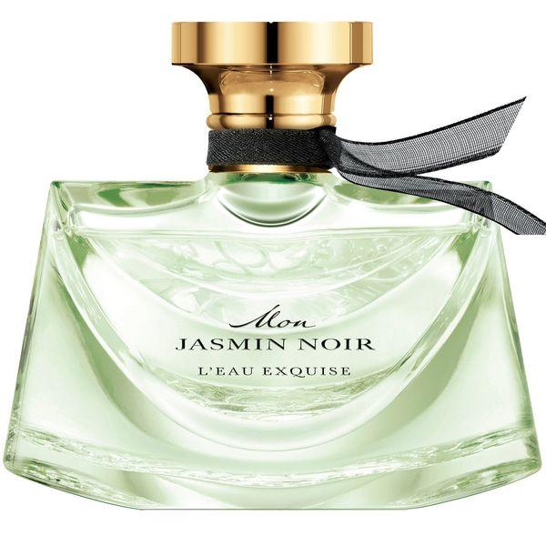 ادو تویلت زنانه بولگاری مدل Mon Jasmin Noir L'Eau Exquise حجم 75 میلی لیتر