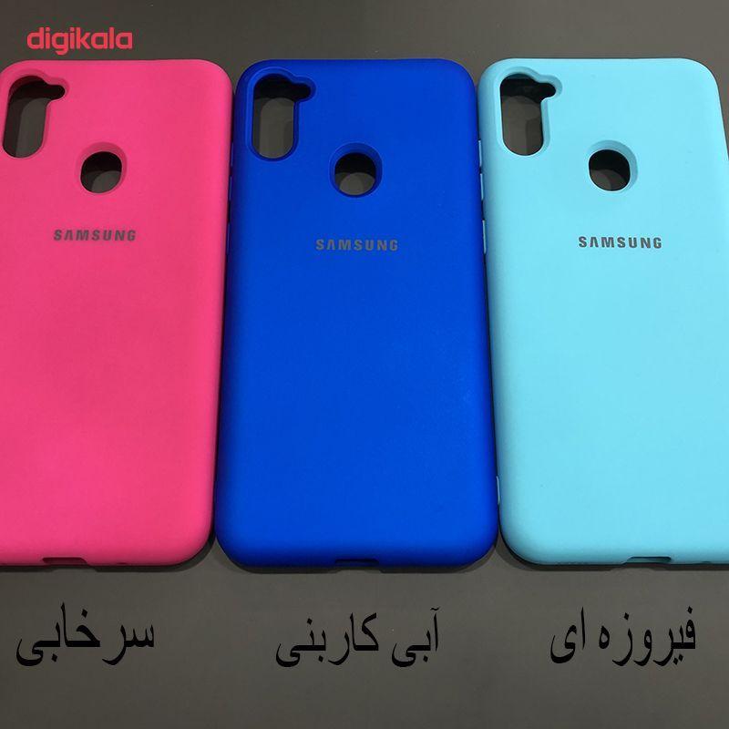 کاور مدل SLCN مناسب برای گوشی موبایل سامسونگ Galaxy A11 main 1 16