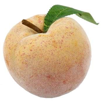 میوه تزئینی هومز طرح هلو مدل 40114 مجموعه 3 عددی