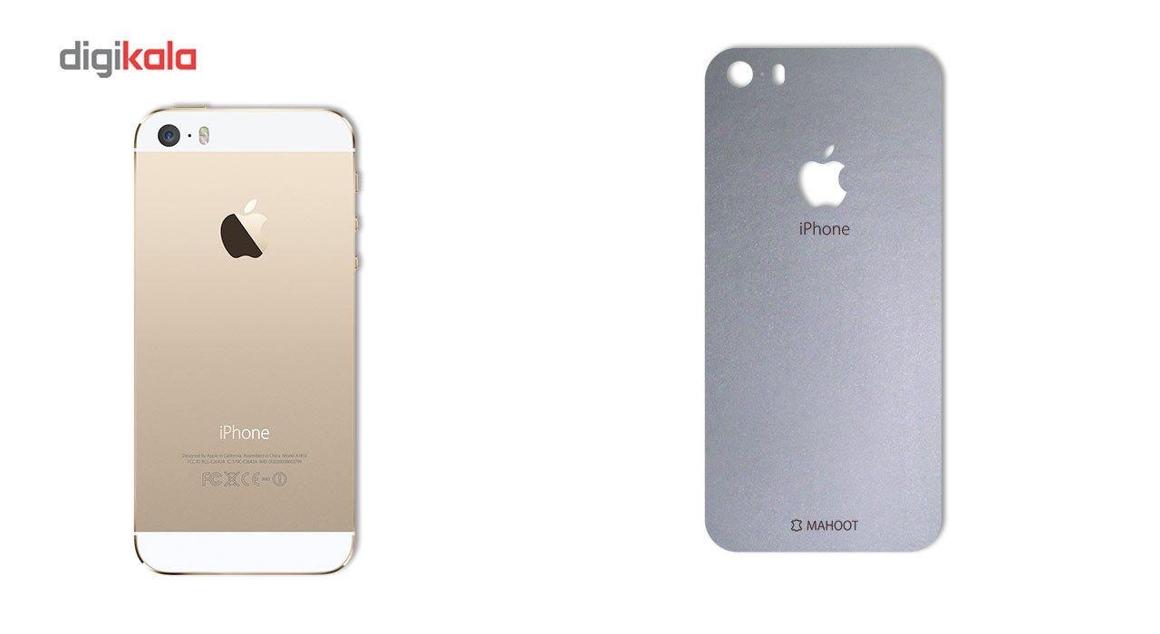 برچسب پوششی ماهوت مدل Black-color-shades Special مناسب برای گوشی  iPhone 5S-SE main 1 3