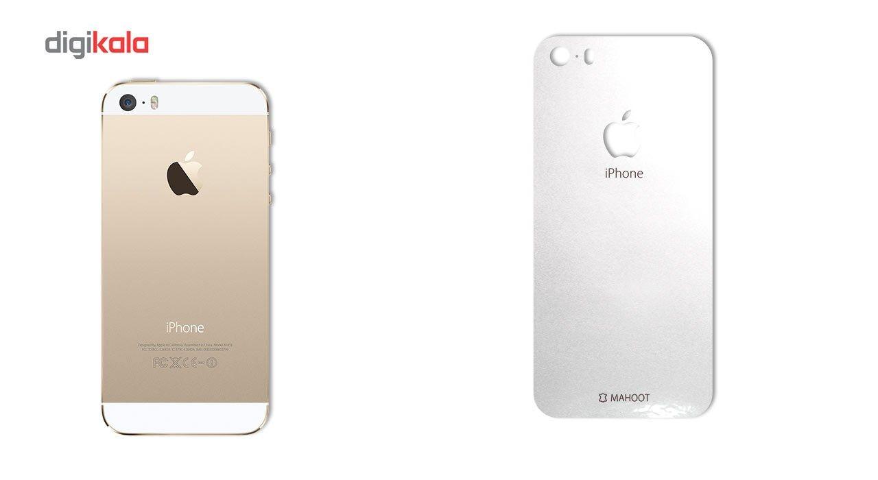 برچسب پوششی ماهوت مدل Black-color-shades Special مناسب برای گوشی  iPhone 5S-SE main 1 5