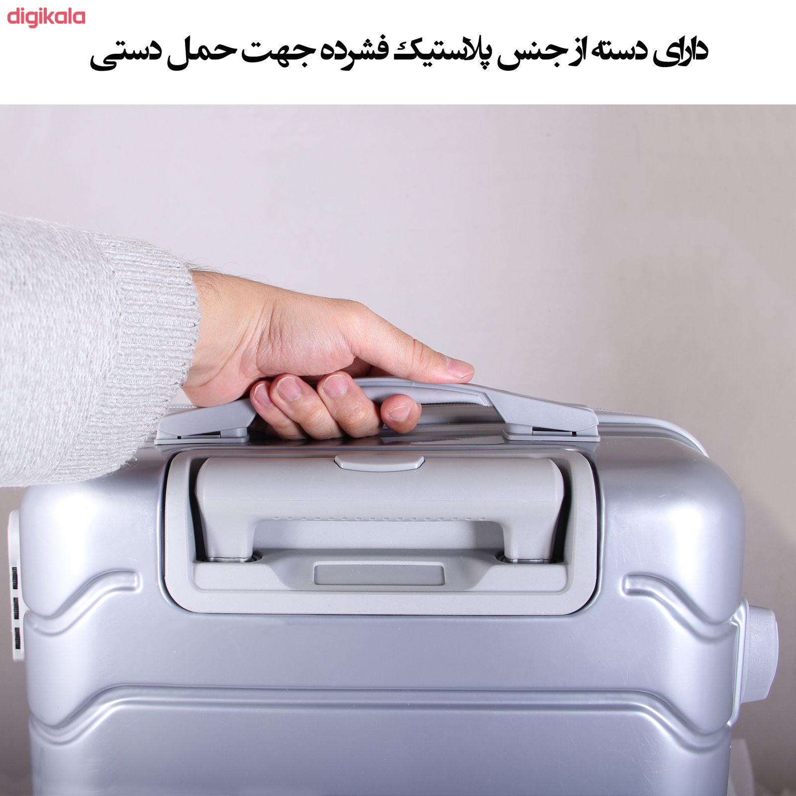 مجموعه سه عددی چمدان مدل 10021 main 1 9