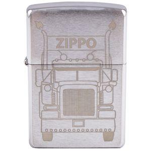 فندک زیپو مدل Big Rig 2 کد 28572