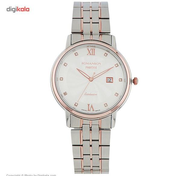 خرید ساعت مچی عقربه ای مردانه رومانسون مدل TM3257MM1JAS6R