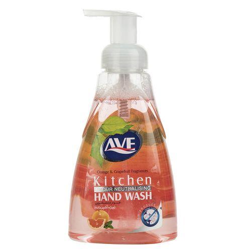 فوم دستشویی اوه مدل Orange Ang Grapefruit مقدار 500 گرم