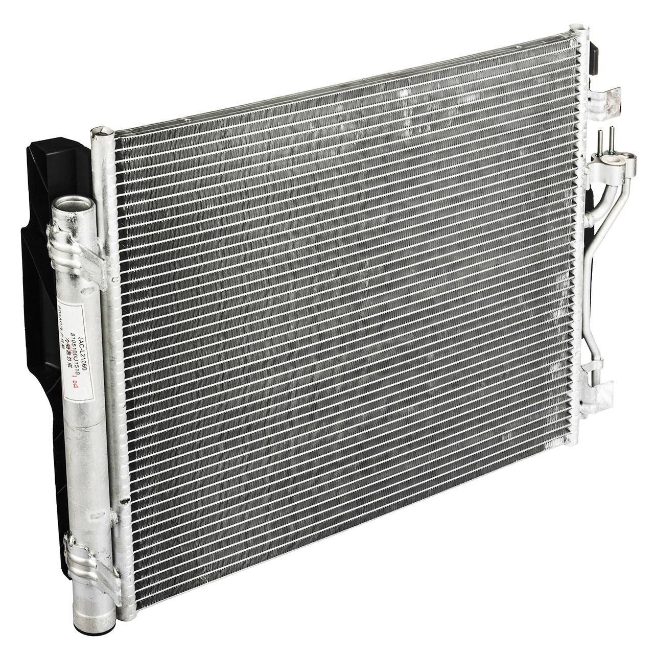 کندانسور کامل مدل 8105100U1510 مناسب برای خودروهای جک