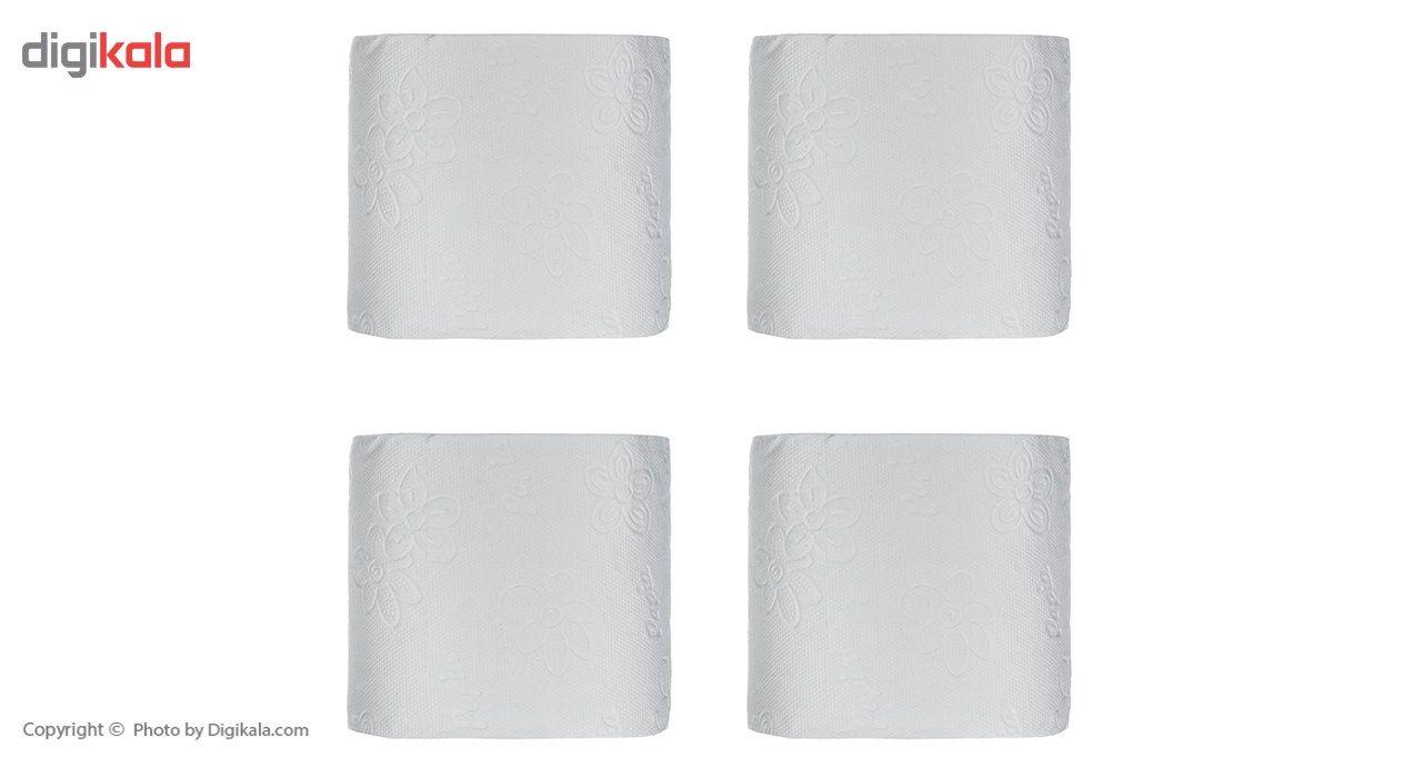 دستمال توالت پاپیا مدل B Side بسته 4 عددی main 1 2