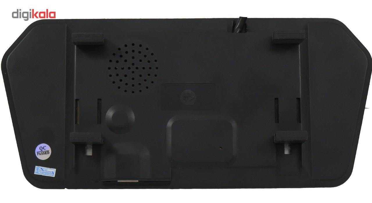نمایشگر خودرو مدل 719 LED Monitor سایز 7 اینچ