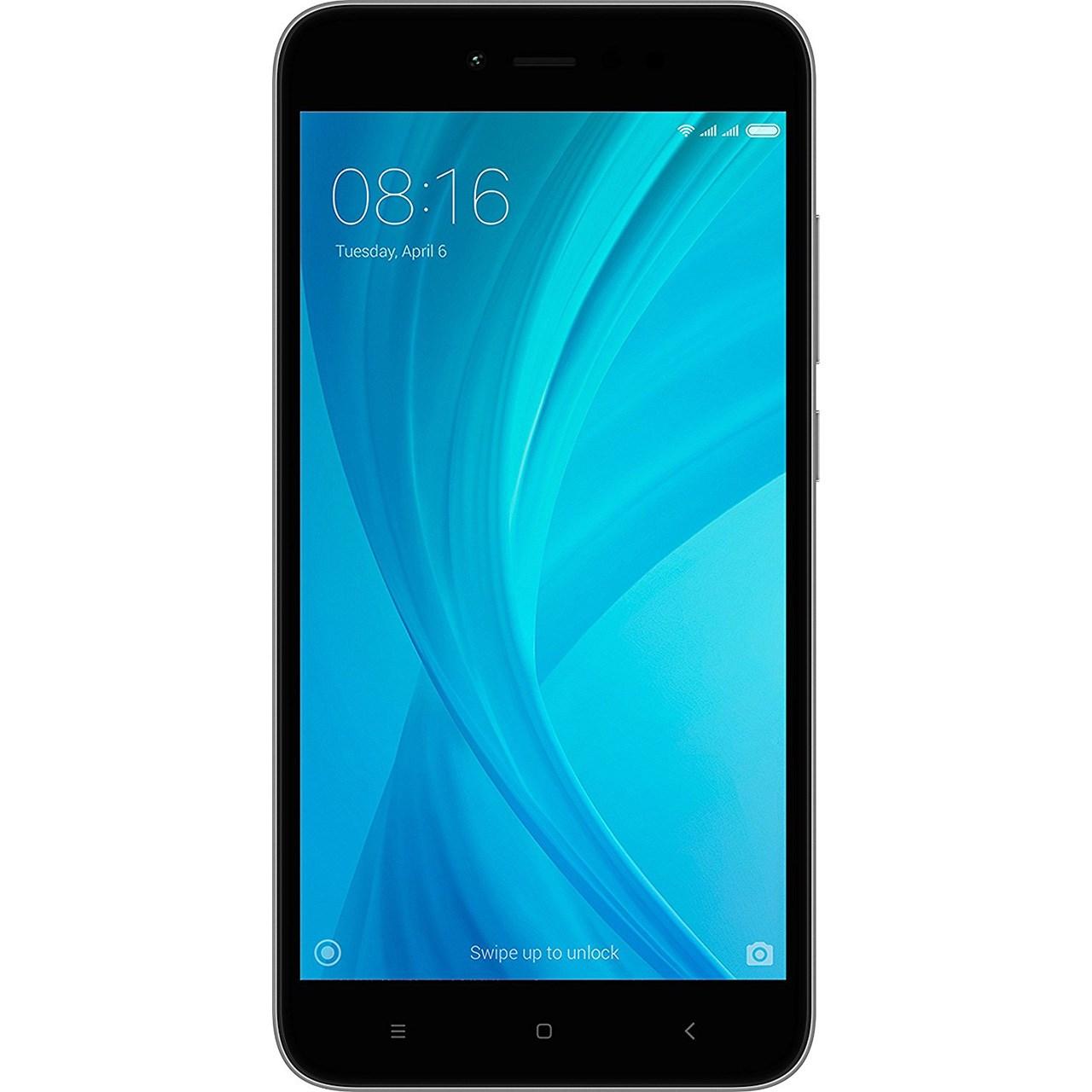 گوشی موبایل شیائومی مدل Redmi Note 5A Prime MDI6S دو سیم کارت ظرفیت 32 گیگابایت