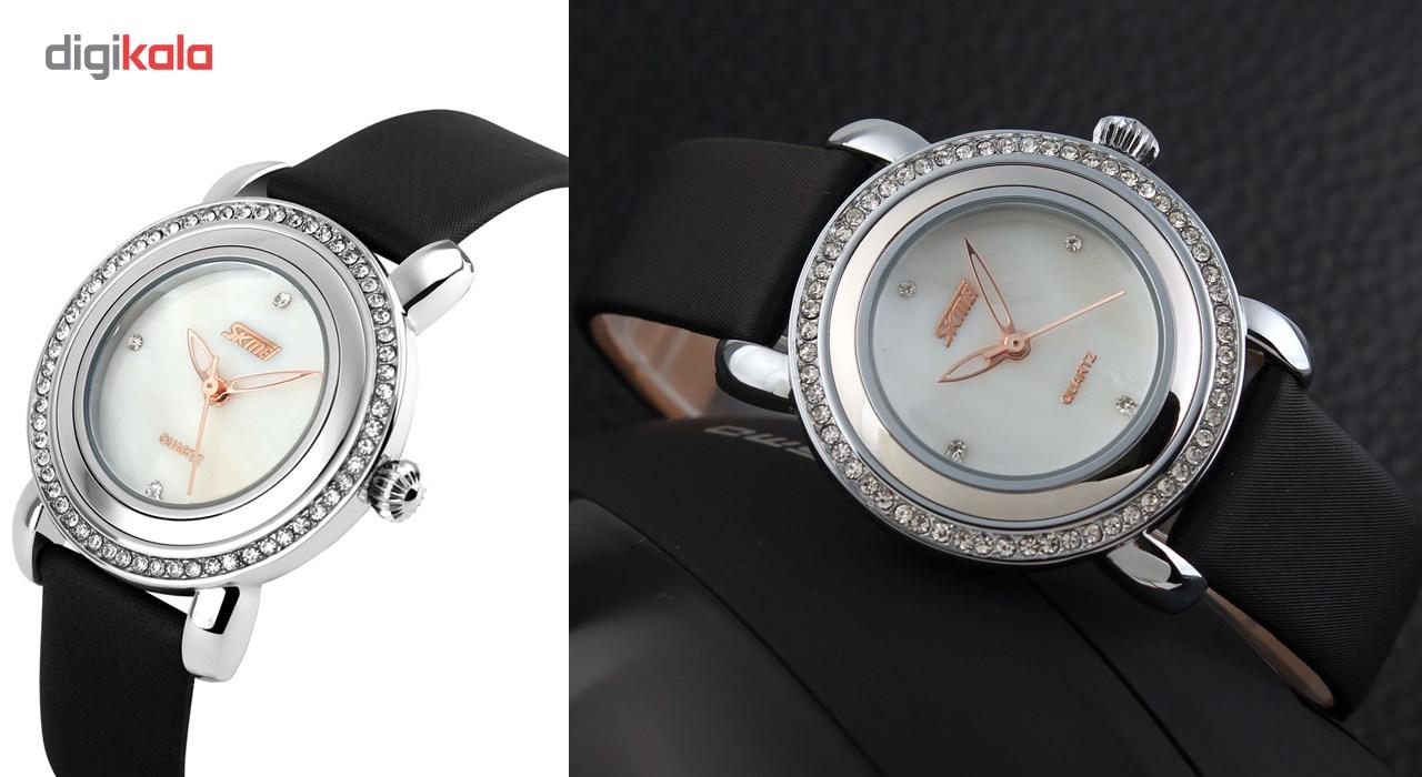 ساعت مچی عقربه ای زنانه اسکمی مدل 9093 کد 04              ارزان